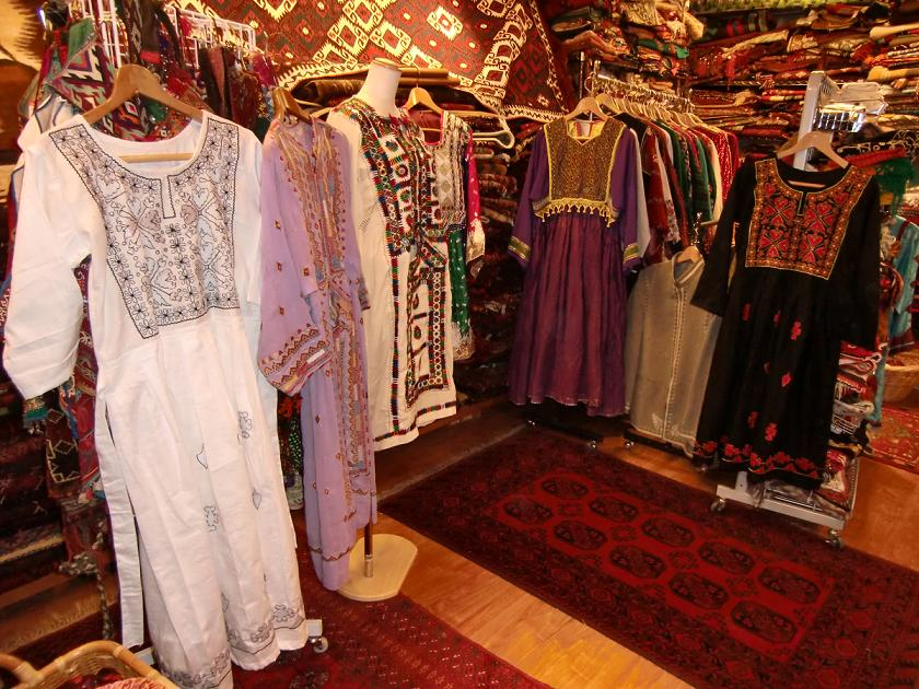 Afghanistan Women Clothing